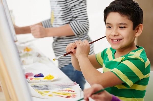 BeoArt skola slikanja za decu