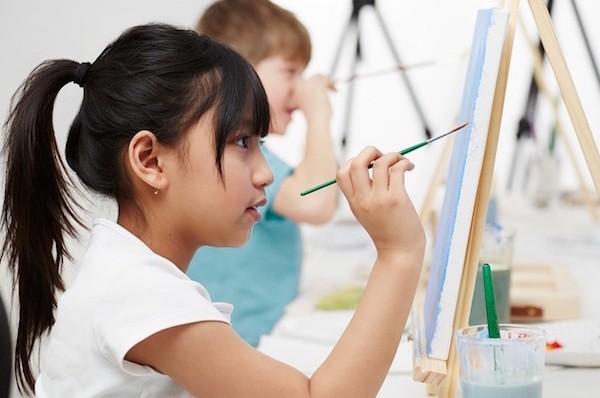 BeoArt skola slikanja za decu od 5 do 15 godina