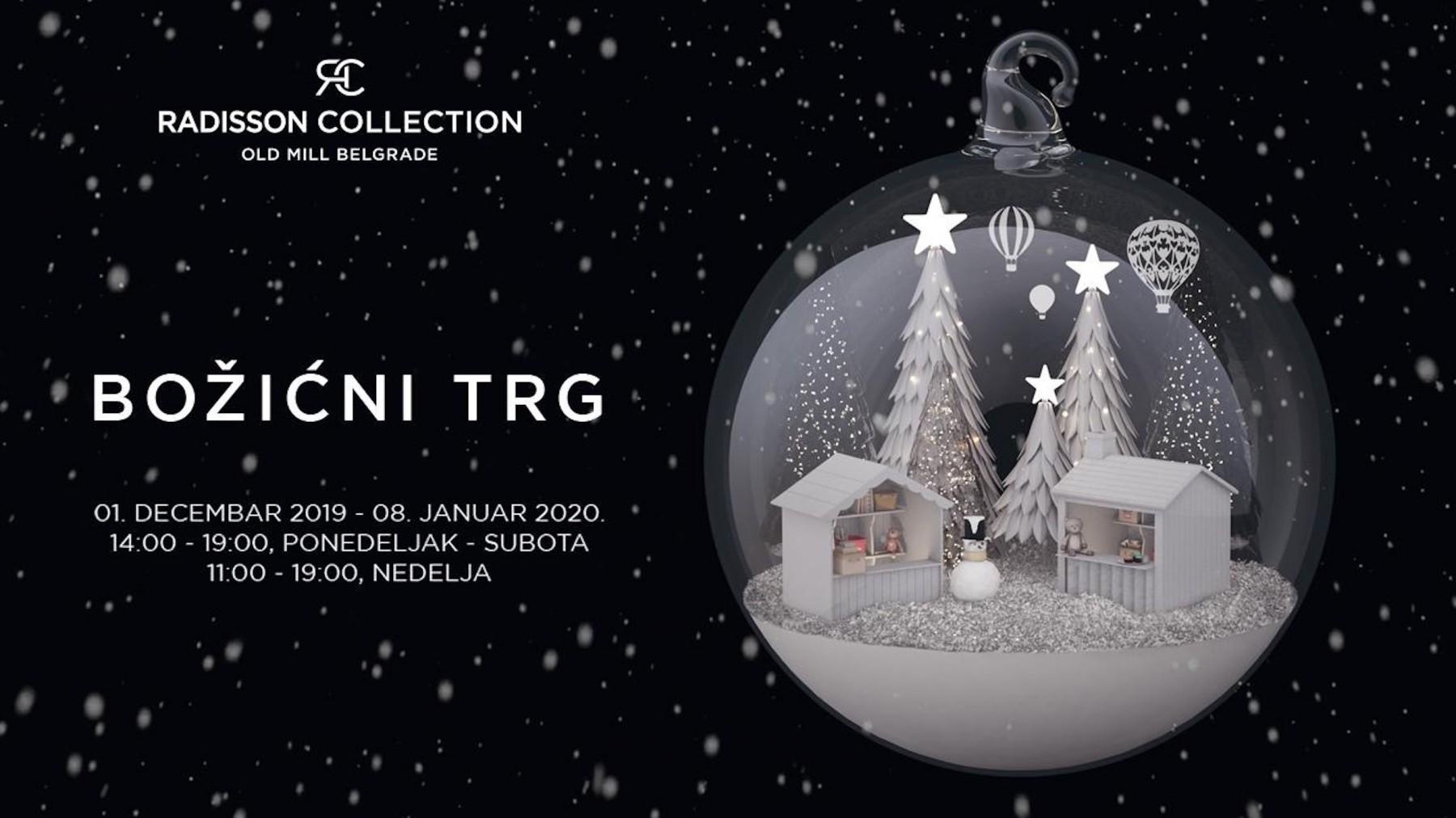 Bozicni Trg Radisson Collection