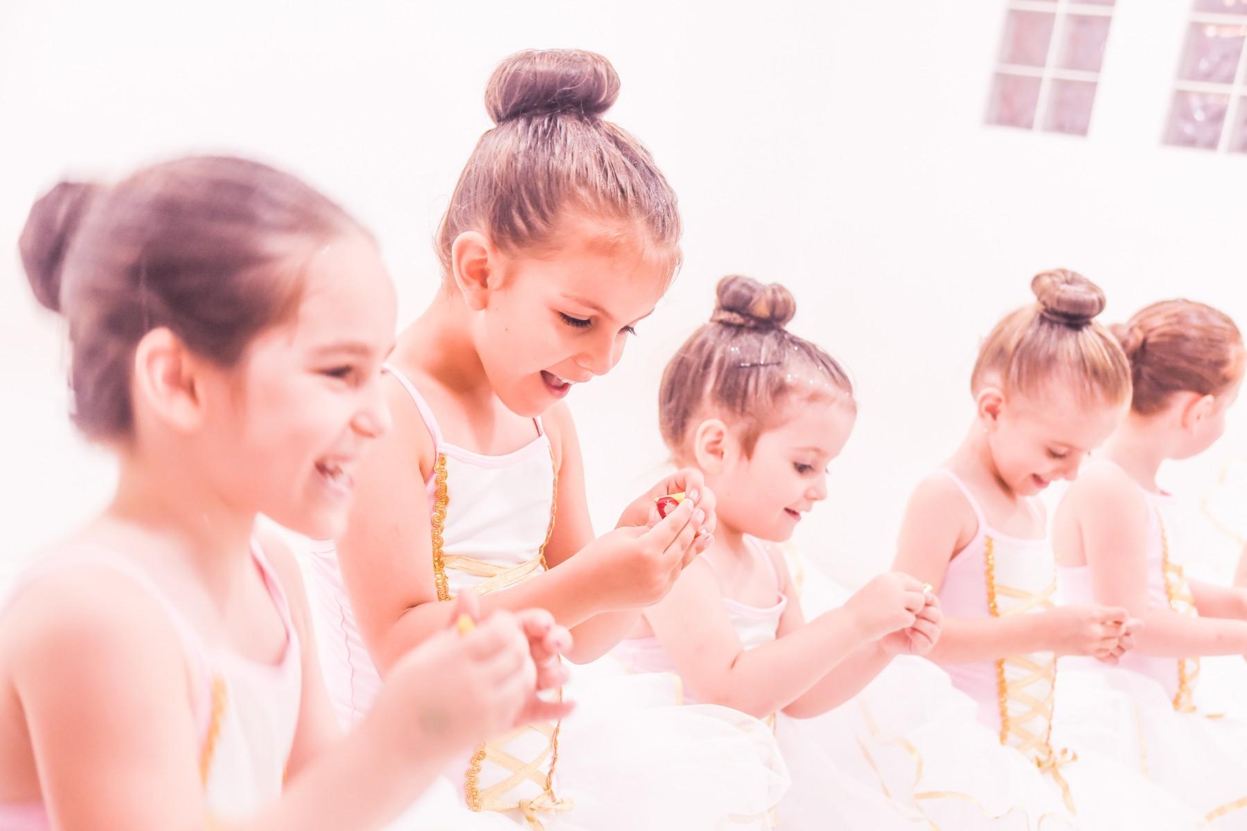 Balet za devojcice