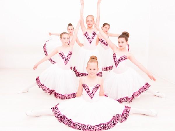Balet, muzika i gluma za decu