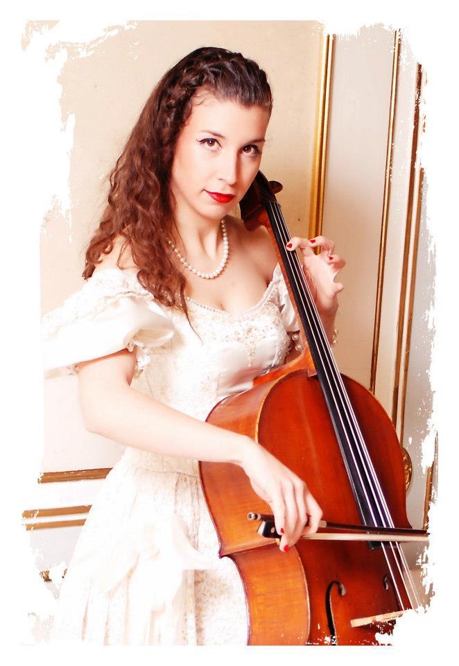Mistik Cello kvartet